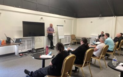 Face to Face training with South  Yorkshire Police Community Support Officers