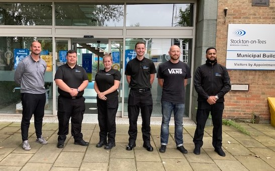 Stockton Borough Council Sign up to the Level 3 Award in an Introduction to Crime Prevention Training